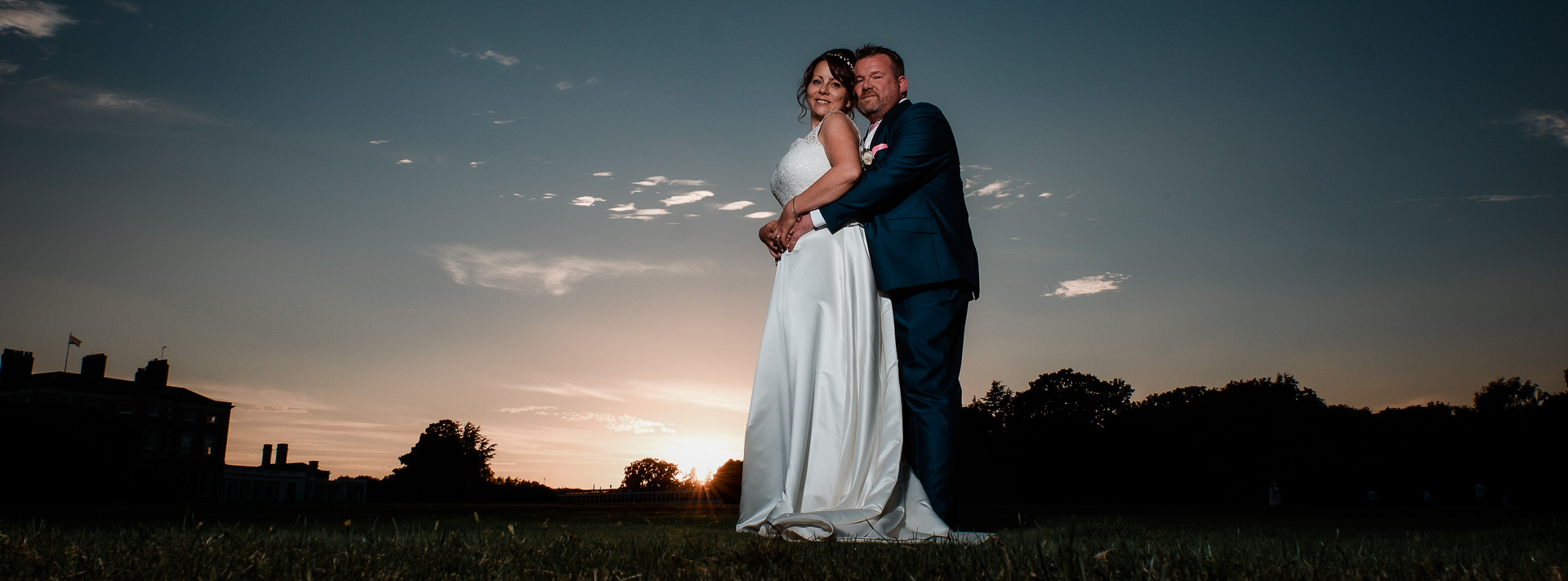 Lynsey and Mark's Wedding at Woolverstone Hall