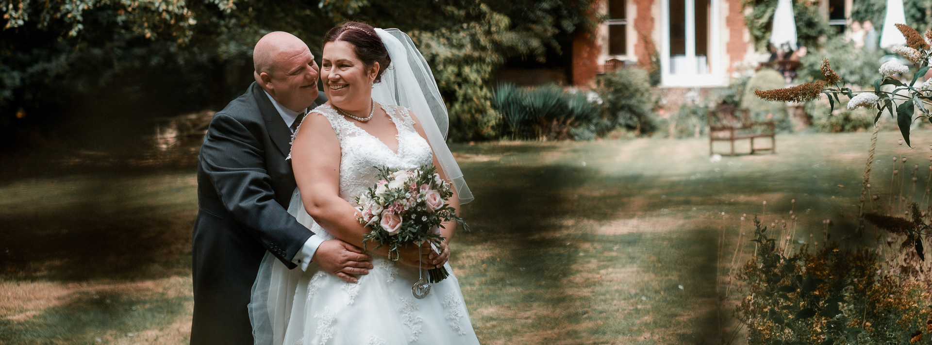 Lisa and Kevin's Wedding at Thurston Grange