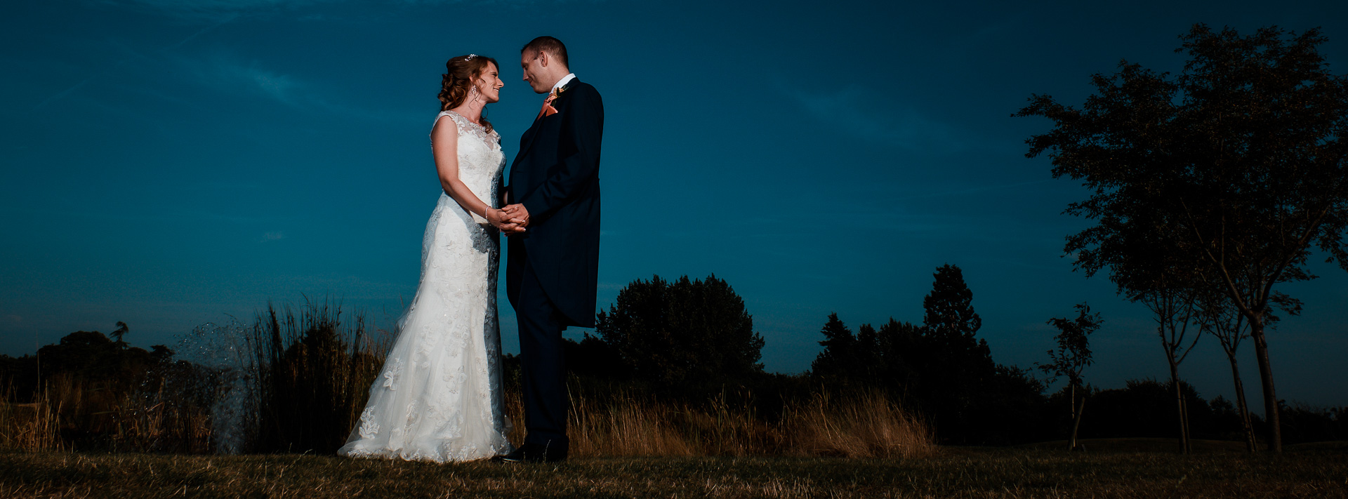 Leanne and Carl's Wedding at Ufford Park