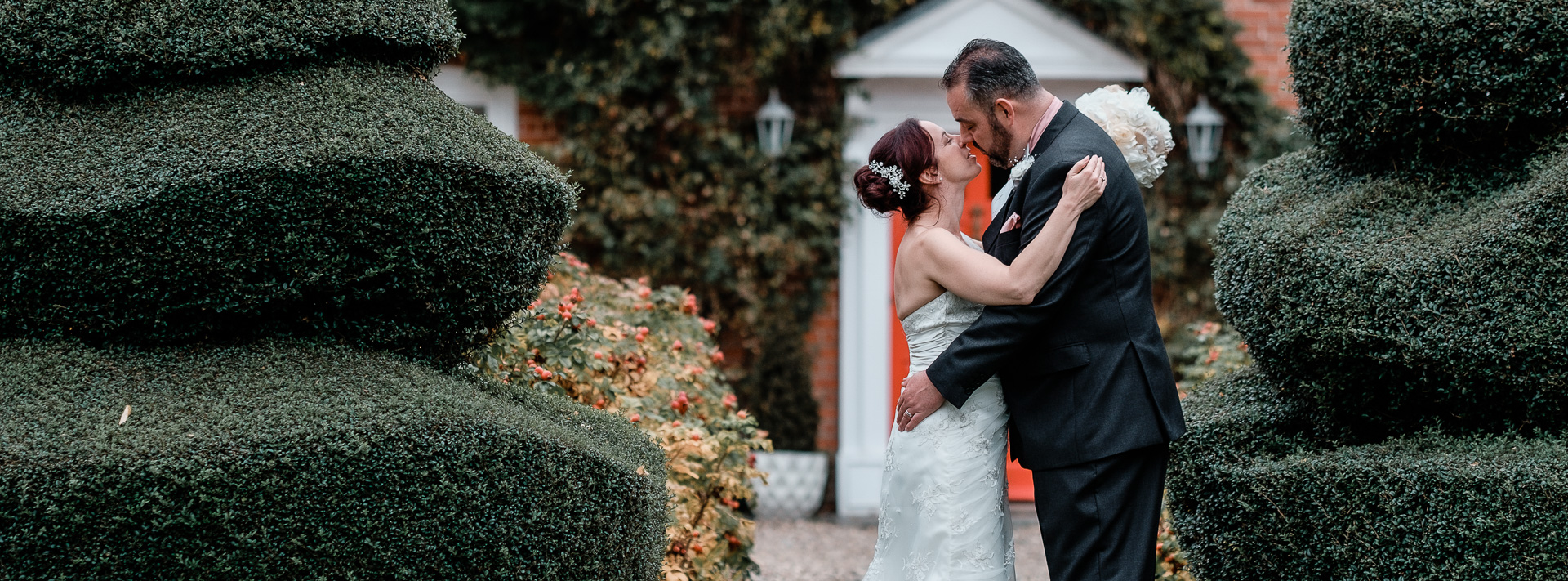Louise and Matt's Wedding at Kersey Mill