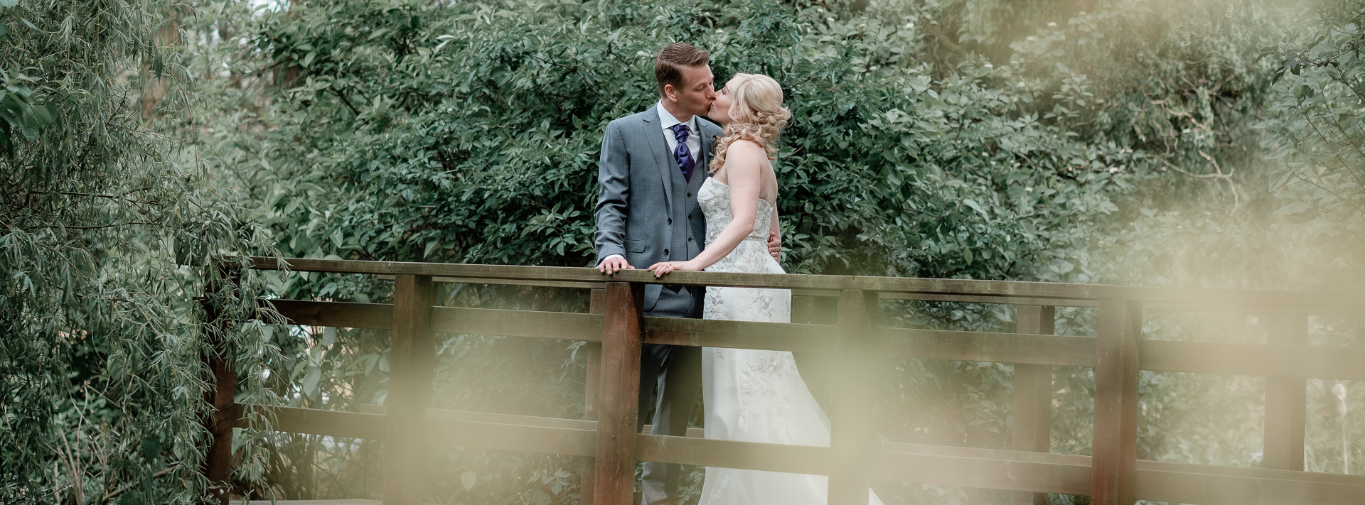 Donna and Gavin's Wedding at Kersey Mill
