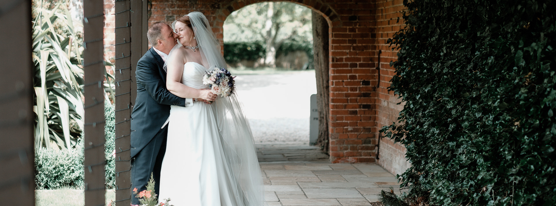 Eira and Mark's Wedding at Woodhall Manor