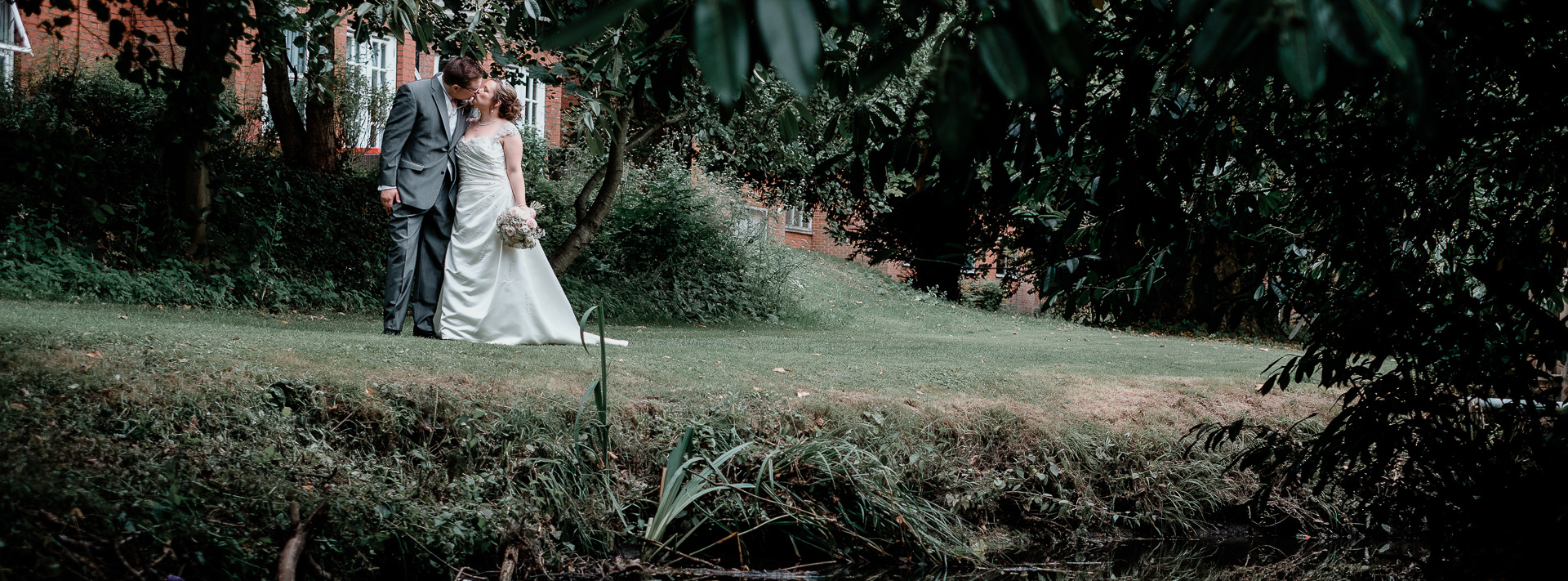 Laura and Peter's Wedding at Belstead Brook Hotel