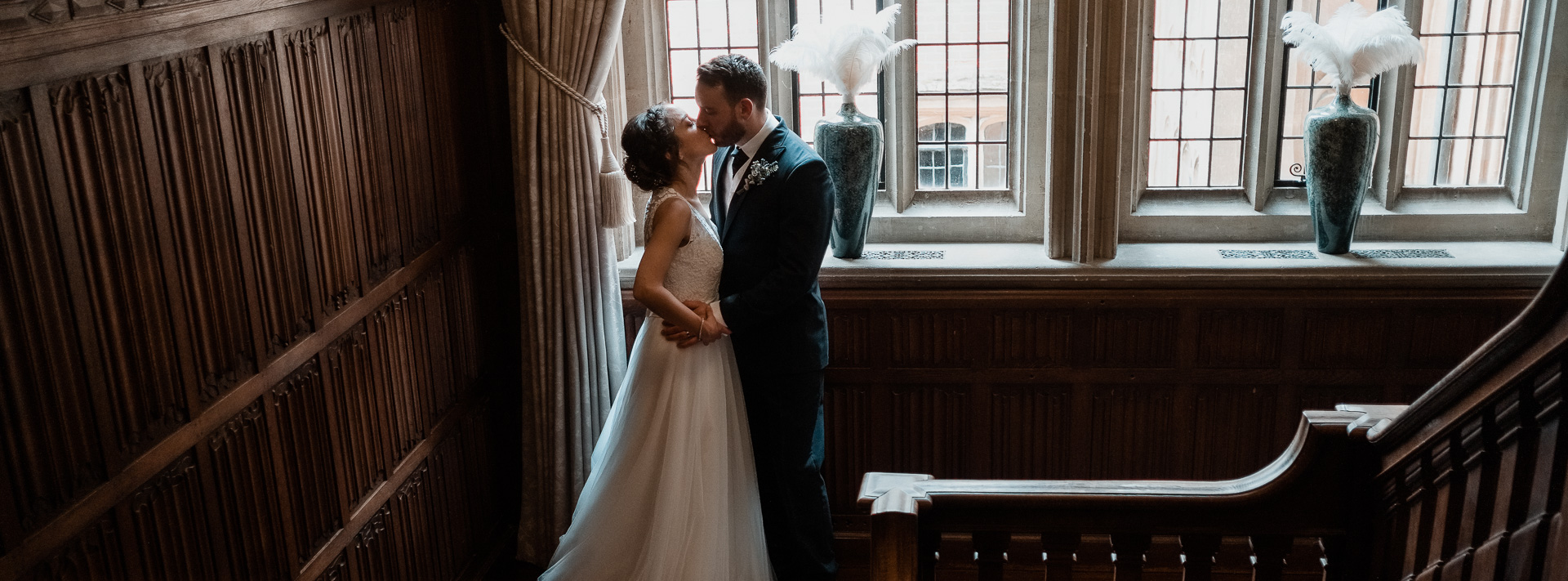 Laura and Oliver's Wedding at Lanwades Hall