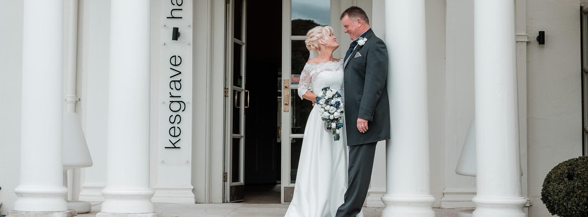 Nicky and Johns Wedding at Milsoms Kesgrave Hall